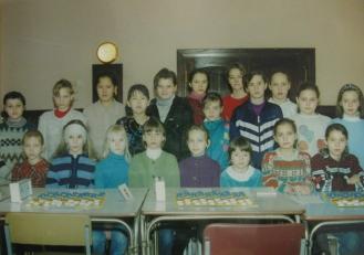 Колонтаево, 1996 г.