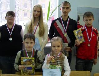 """""""Ровесники""""-призёры"""