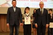 Данил Харлампов с полпредом президента РФ в УрФО Холманских И.Р.