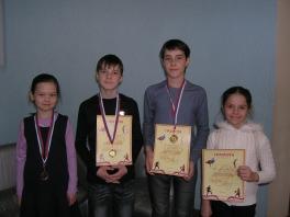 Команда школы № 136